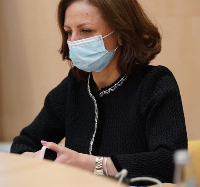 Daniela Cîmpean, președinta Consiliului Județean Sibiu: TELVERDE pentru consiliere psihopedagogică în perioada pandemiei