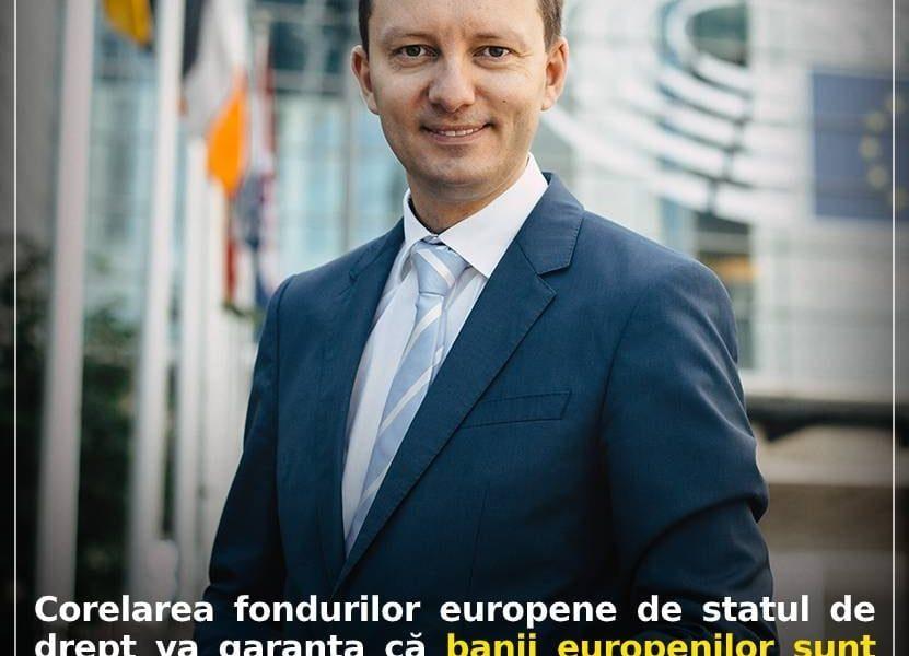 Sigfried Mureșan, europarlamentar PNL și vicepreședinte al PPE: Trebuie să protejăm cât mai bine banii cetățenilor noștri