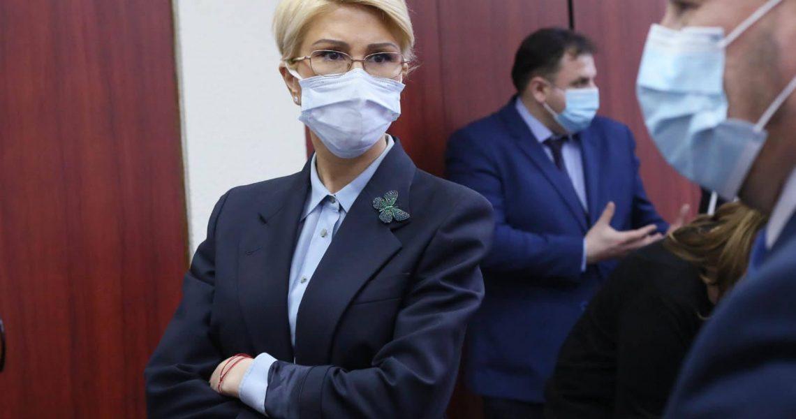 Întâlnire între Ministrul Muncii Raluca Turcan, și reprezentanții sindicatelor grefierilor